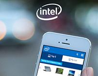 Pocket Intel® Web App