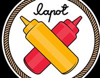 Illustrations for Lapot brand