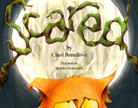 """Scared"" by Carol Breedlove, illustrated by M. Godsmark"
