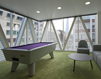Interior Office Fit-Out For Zoopla.co.uk