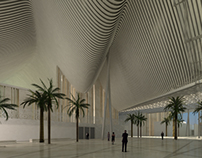 DQ celebrationhall - roof design