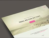 Alto Labs - Landing Page Design