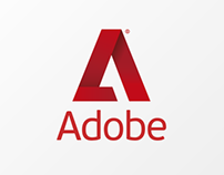 Adobe - Logo Redesign (2012)