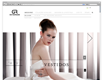 Website GIO Rodrigues