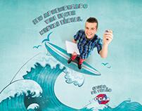 Curso de Verão | CCAA