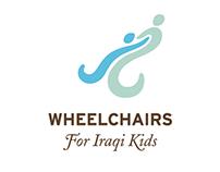 Wheelchairs For Iraqi Kids