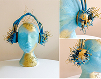 HEADPHONES BASED ON JELLYFISH