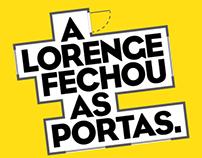 A hora do seu Lorenge é agora! . Lorenge