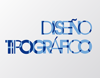 Diseño Tipográfico - Logo Design (2012)
