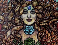 Demeter, Die Mutter, The Matter. Earth Goddess