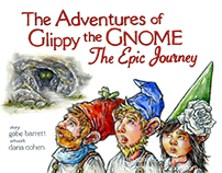 The Adventures of Glippy the Gnome Vol. 1
