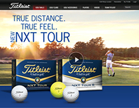 Titleist - NXT Tour and Tour S