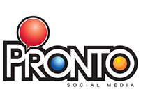 Logo Design for Pronto Social Media