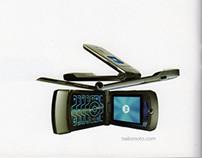 Motorola RAZR: 'Far From Flat'