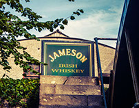 Jameson's Old Midleton Distillery