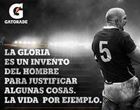Gatorade / Rugby