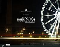 Timelapse PARIS