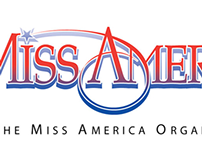 Logo Design for the MIss America Organization