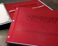 New Book for Artist Poteet Victory