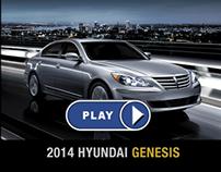 eVid Email for Hyundai Genesis