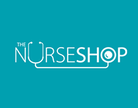 Nurseshop Branding