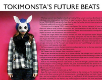 DJ Times - In The Studio With: TOKiMONSTA