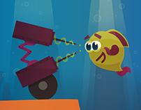 Robot Laser Fish