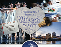 Print ad for Visit Milwaukee