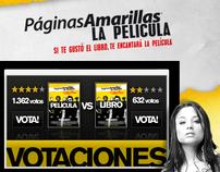 """Paginas Amarillas """"La Pelicula"""""""