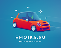 mMOIKA.RU | mobile carwash