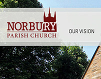 Norbury Church Website (2010)