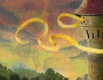 Grimms Tale - Rapunzel
