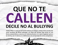 Campaña anti bullying