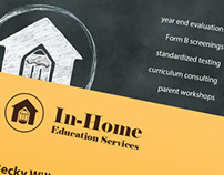 In-Home Education brand refresh