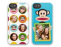 Paul Frank Template iPhone & iPad Cases