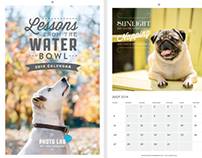 Lessons from the Water Bowl 2014 Calendar