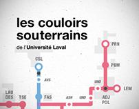 Wayfinding - Université Laval