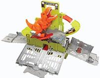 Matchbox: Dino Breakout Playset
