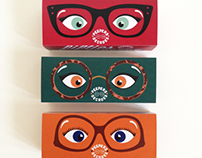 Peepers of the Decades | Packaging