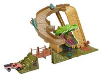 Matchbox: Croc Temple Escape Playset