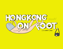 Hong kong on foot