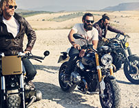BMW R nineT Launch Campaign