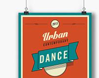 DESTA Dance Poster