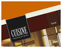 Cuisine Restaurant Wordpress Theme