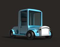 3D Modeling: Car