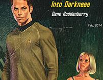 Star Trek, the Pulp Cover
