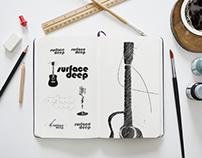 Surface Deep Logo Design
