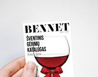 "Catalog for ""Bennet"""