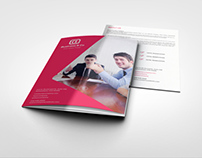Business Tri-Fold Template V2