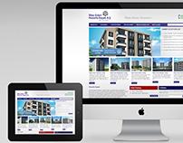 İhlas Evleri Huzurlu İnşaat - Web Design